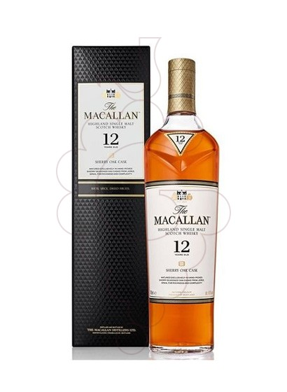 The Macallan Fine Oak 12